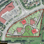 Chelsea on the Green Condos - siteplan