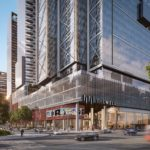 prime retail at the well by tridel at the ground level at one of the busiest intersections in Toronto
