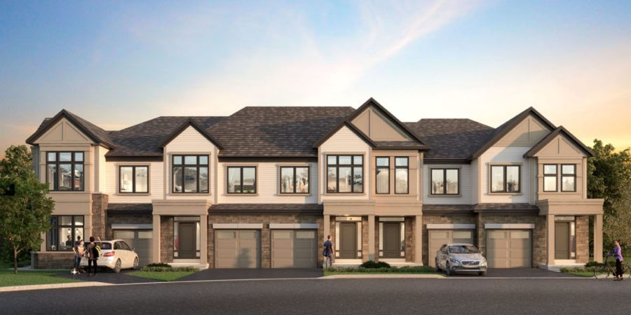 Symphony Towns - 2 Storey Townhomes