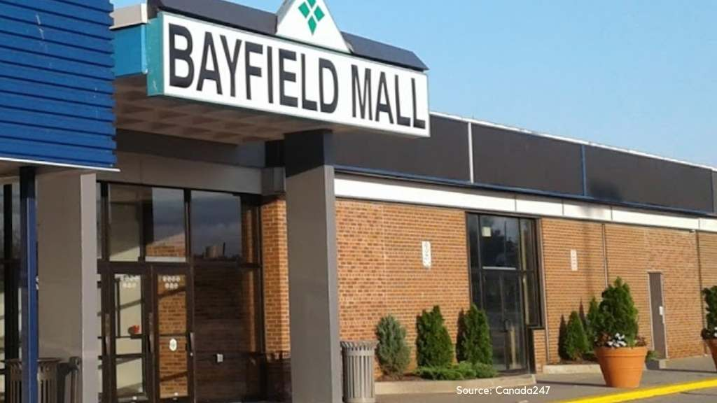 Bayfield Mall Front