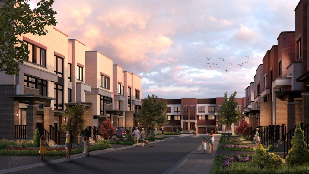 Greenhill Townhome Collection
