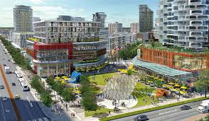Riocan's plan for an integrated mixed-use community at Shoppers World  Brampton | The Pointer